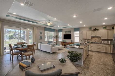 Home Designs On Top of the World Retirement Community