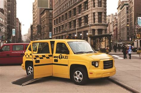 Wheelchair accessible taxis coming to NYC - Accessibility