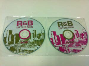 R&B in the Mix Various Artists 2 Disc Music CD Compilation