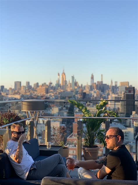 Full review The Crown Rooftop at Hotel 50 Bowery in NYC