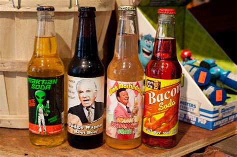 5 cool, weird and nostalgic finds at Rocket Fizz candy and