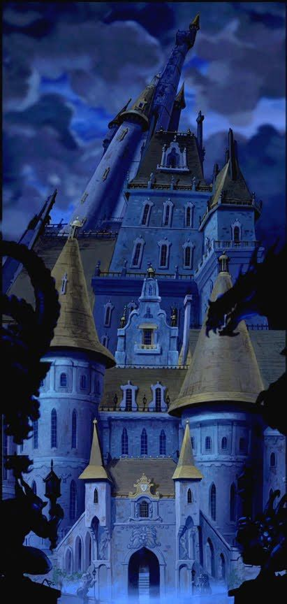 >Beauty and the Beast Background Design   Belle's
