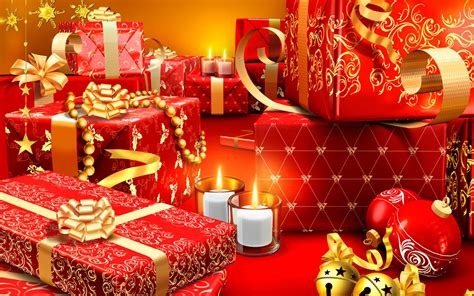 Christmas Presents Wallpapers | HD Wallpapers | ID #4758