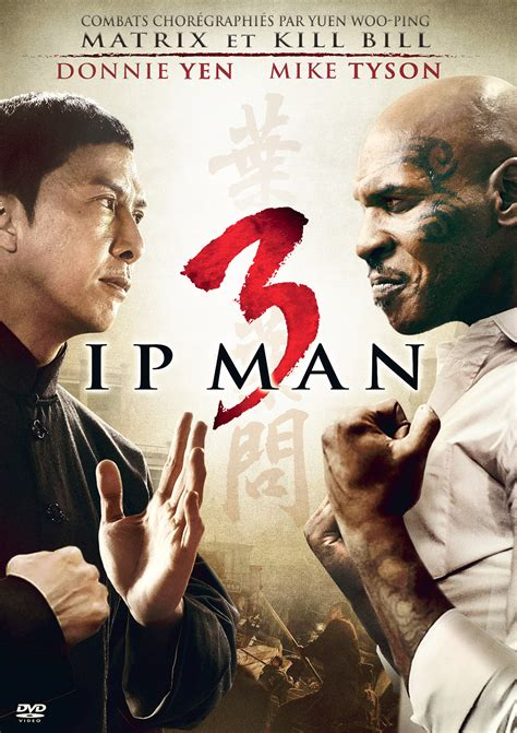 Watch Mike Tyson Take on Donnie Yen in Trailer for 'Ip Man 3'