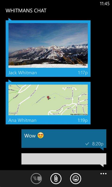 WhatsApp for Nokia Lumia 520 2018 – Free download soft for