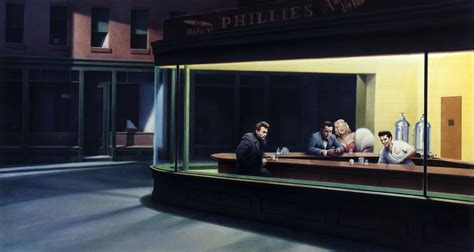The cultural history of Edward Hopper's 1942 painting