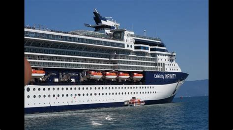 Celebrity Infinity - current position - track live & in