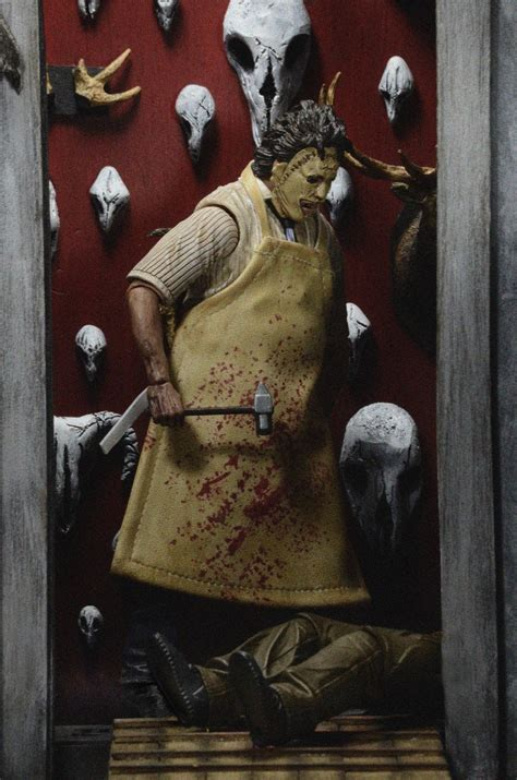 Texas Chainsaw Massacre Ultimate Leatherface Update from