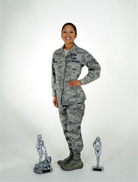 Technical sergeant exceeds expectations, earns first place