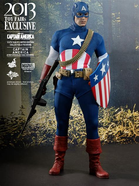 Hot Toys – Captain America: The First Avenger: 1/6th scale