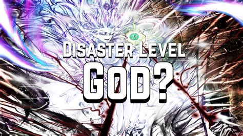 Is Psykos A Disaster Level God? - YouTube