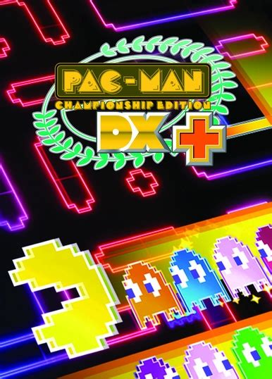 PAC-MAN Championship Edition DX+ Pre-order (download