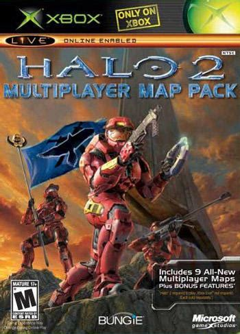 Halo 2 - Expansion Pack (Multiplayer Map pack) - Xbox