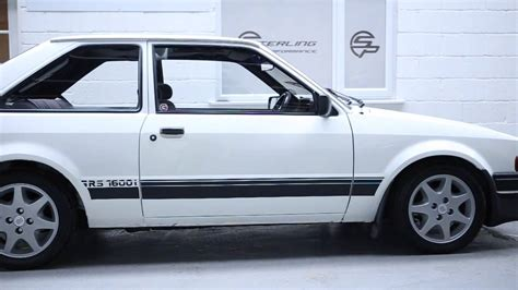 Sterling Performance Ford Escort RS 1600i - YouTube