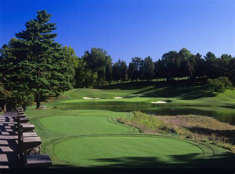 Congressional Country Club, Bethesda, MD - Albrecht Golf Guide