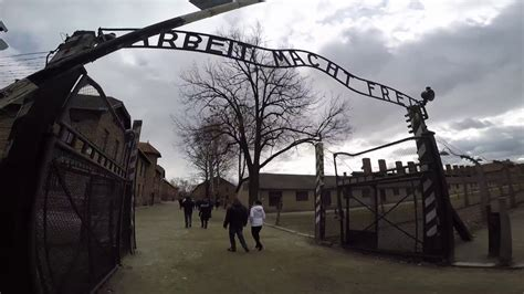 Auschwitz Concentration Camp|Poland|2017 - YouTube