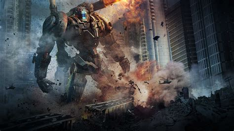Coyote Tango in Pacific Rim Wallpapers | HD Wallpapers