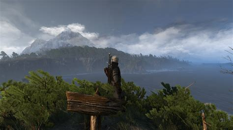 The Witcher 3 New Mod Makes The Skellige Islands Even More